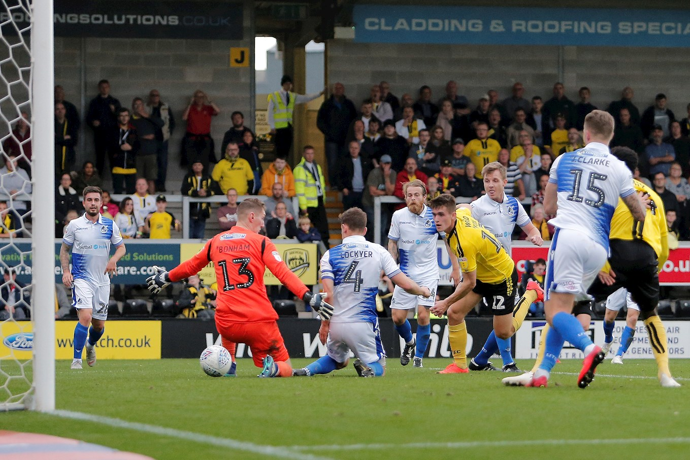 MATCH PREVIEW: Burton Albion v Bristol Rovers